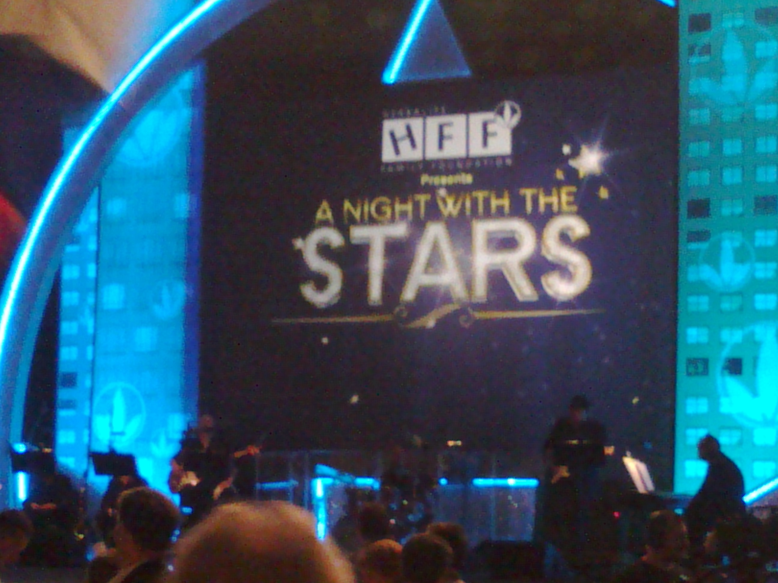 A night with the stars- Extravaganza